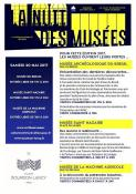 Sortir - Nuit européennes des musées...