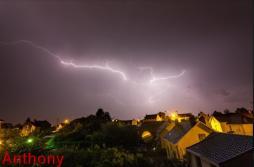 Alerte météo (Saône-et-Loire)