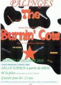 """Soirée concert avec """"The Burnin'cow"""" à Palinges"""