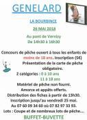 Société de pêche « la Bourbince » (Génelard)