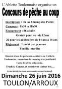 Concours de pêche au coup (Toulon-sur-Arroux