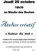 Association Espace Rencontre du Moulin des Roches à Toulon sur Arroux