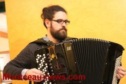 Musique – Originaire de Saint-Romain-sous-Gourdon, il a inventé un nouvel accordéon