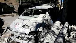 Attentat en Syrie (Terrorisme)