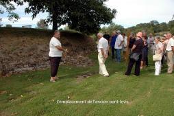 Visite des «Amis du Dardon»
