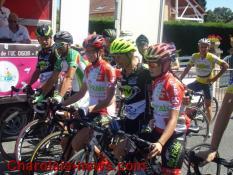 Le Prix Cycliste de St Agnan