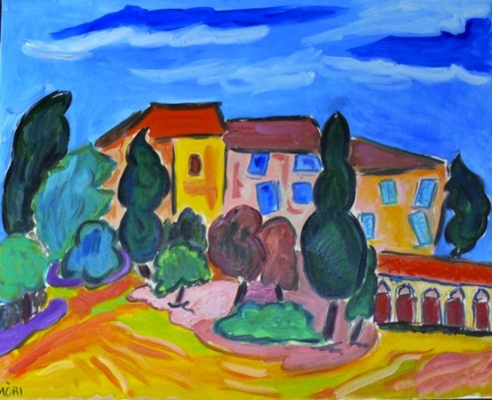 Deux expositions paray le monial charolais news for Association de peinture