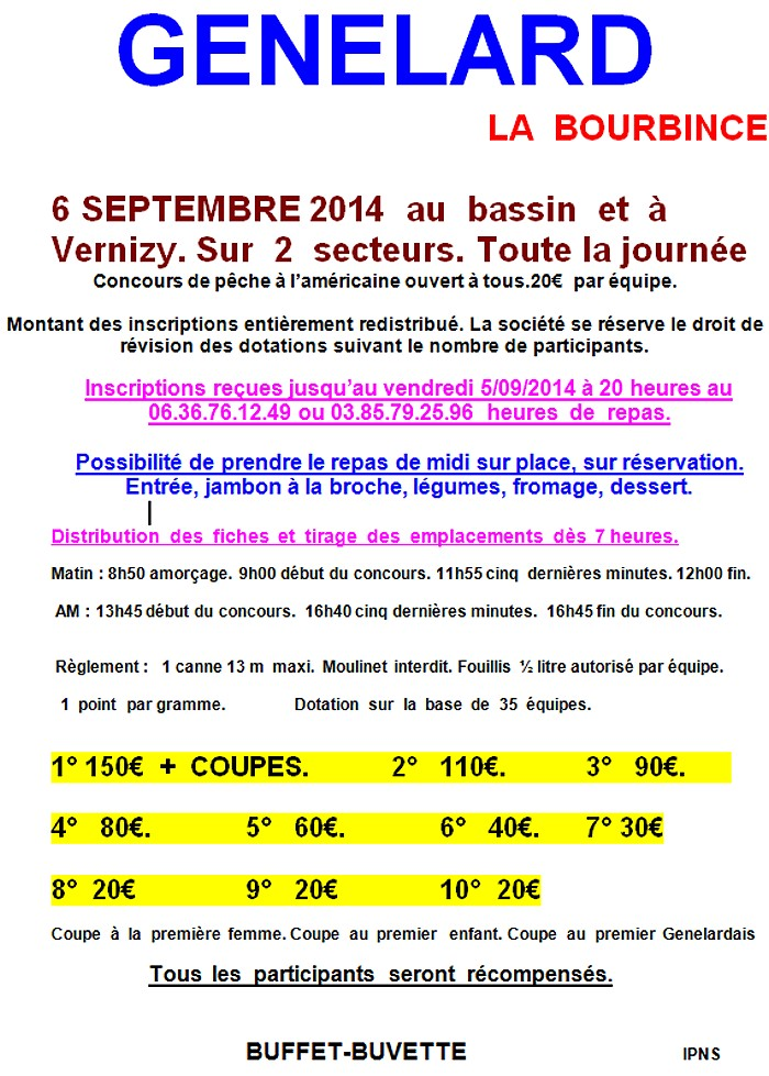 concours 18 08 14